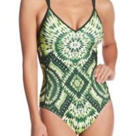 29b520ac745 Robin Piccone Swim | Brand New One Piece Suit | Poshmark